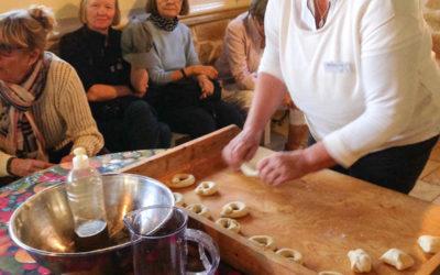 Corso di Cucina a turisti Danesi