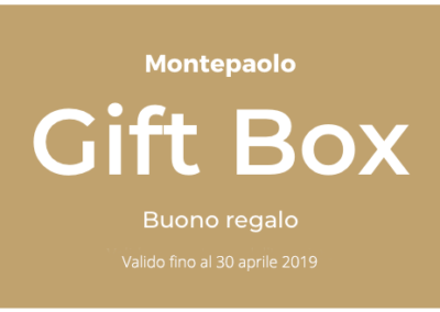 Gift Card Montepaolo