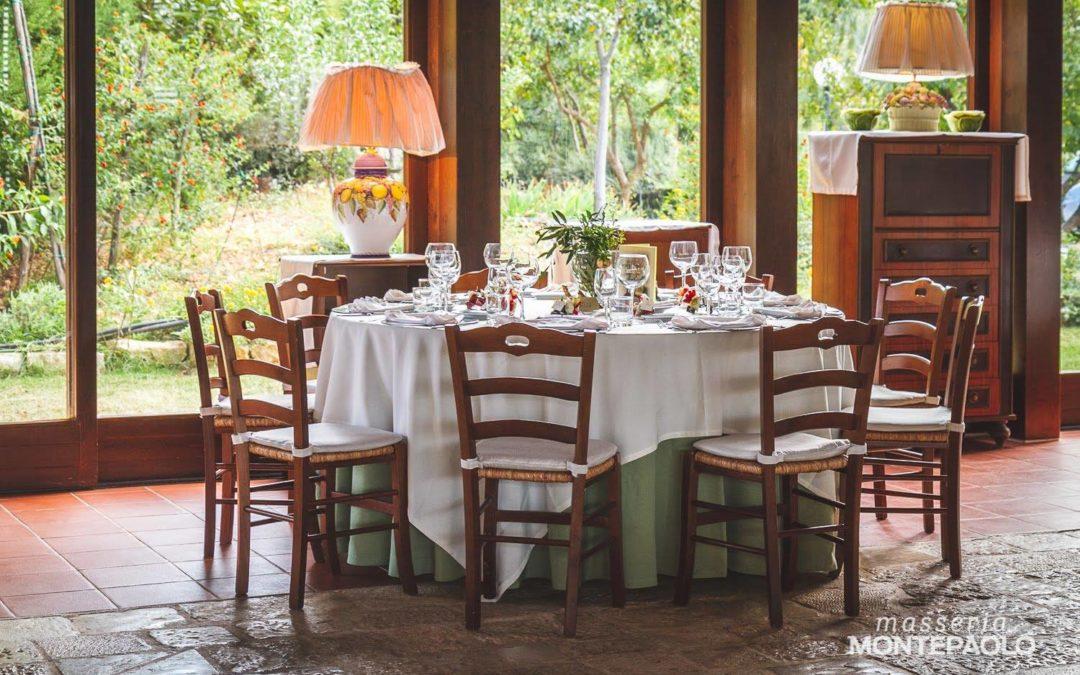 Pranzo in Masseria